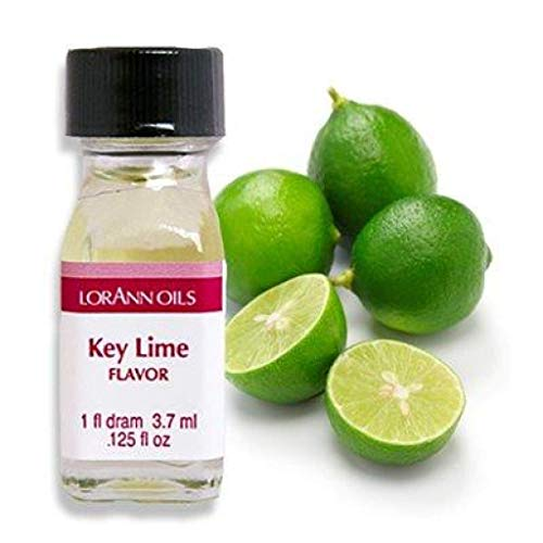 LorAnn Oils Super-Strength Key Lime Flavouring - Natural - 4 oz