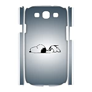 Samsung Galaxy S3 I9300 Phone Case Cover Snoopy ( by one free one ) S62844