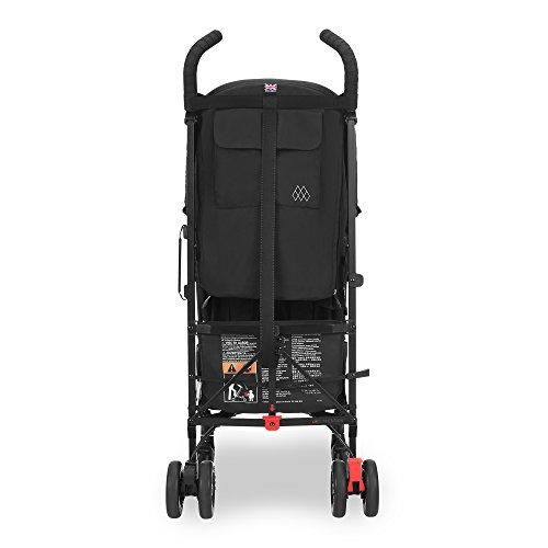 Maclaren Quest Stroller, Black/Black