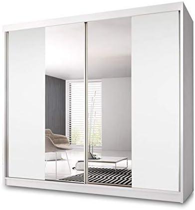 Hermoso armario para puerta corredera de 7 pies 8 (233 cm) MULTI ...