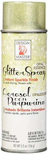 Design Master Glitter Opal Essence Spray Floral Glitter Spray