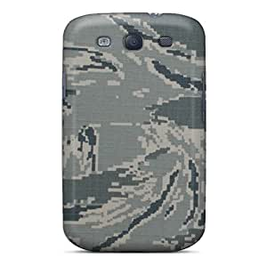 New Diy Design Camo Britan Digital For Galaxy S3 Cases Comfortable For Lovers And Friends For Christmas Gifts