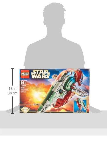 LEGO Star Wars Slave I 75060 Star Wars Toy by LEGO (Image #6)
