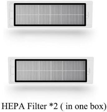 2 filtros HEPA para el aspiradora Xiaomi: Amazon.es: Hogar