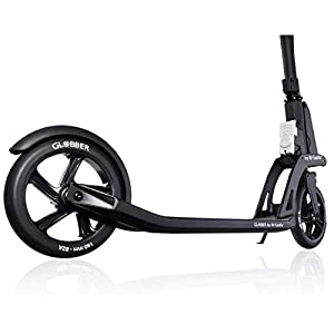 Globber Adult One Kick Folding Scooter (Black)