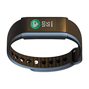 Dovewill Y03S Smart Wristband Sports Wrist Watch Fitness Tracker for Android IOS Black