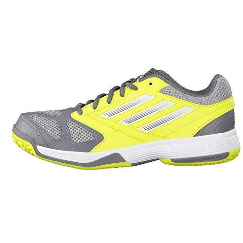 Adidas FEATHER TEAM 3 Grau/Gelb