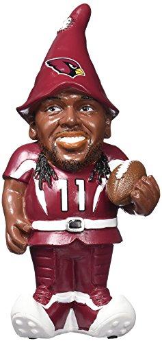 Arizona Cardinals Fitzgerald L. #11 Resin Player Gnome