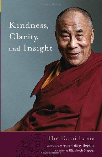 Kindness Clarity Insight Holiness Dalai