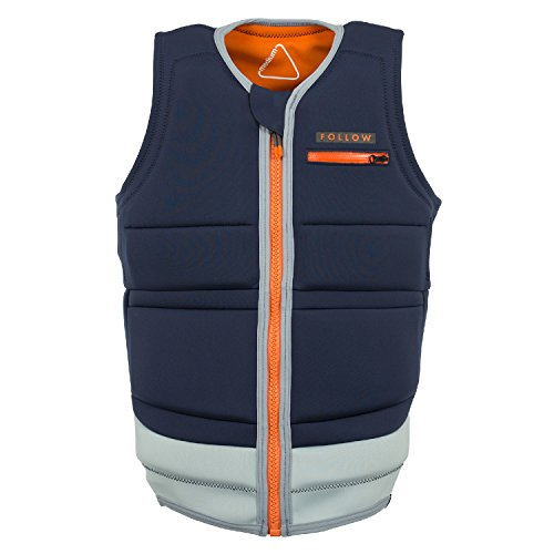 Follow Cinch Massi Impact Wakeboard Vest 2019 - Navy