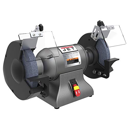 Jet 578008 1 hp 8 Industrial Bench Grinder
