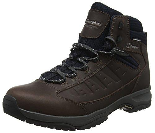 Berghaus Men's Expeditor Ridge II Waterproof High Rise Walking Boots Brown (Brown/Black Bblm) RiG6qRXqN