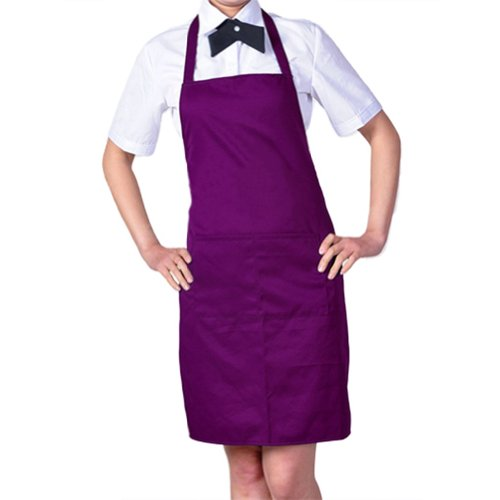 purple cooking aprons for women - 3