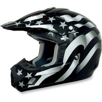 AFX FX-17 Freedom Helmet - 2X-Large/Stealth