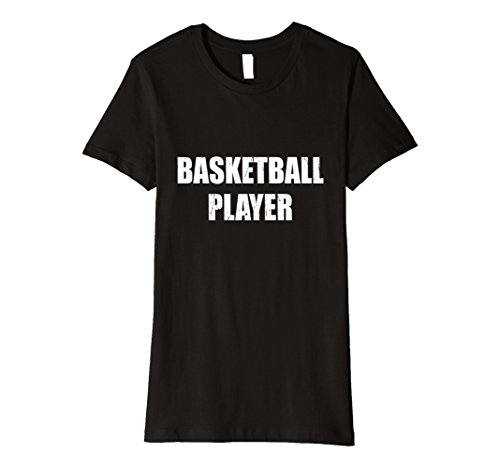 Womens Basketball Player Halloween Costume Party Cute Funny Shirt XL (Women's Basketball Player Halloween Costumes)