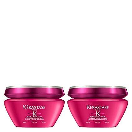 KÉRASTASE Reflection Masque chromatique Cabello Fino máscara 200 ml Duo