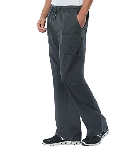 Dickies 81003 Men's Drawstring Cargo Pant Dark Pewter 3X-Large