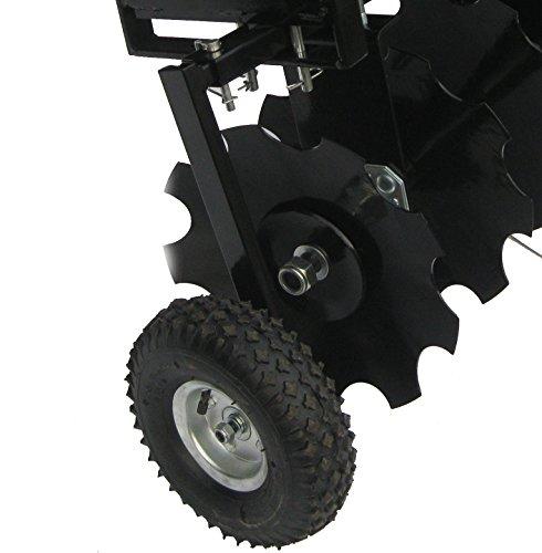 (Field Tuff ATV-51SGDH-WK Optional Wheel Kit for Single Gang Disc)
