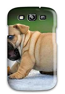 Special Design Back Cute Dog Of The Day Phone Case Cover For Galaxy S3