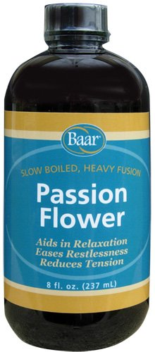 Тяжелая Fusion Страсть цветок с американской женьшеня, 8 унций