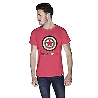 Creo T-Shirt For Men - S, Pink