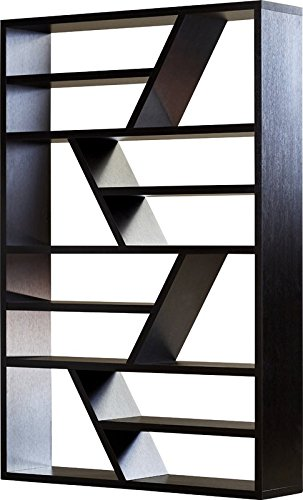 Furniture Ensembles Veneer (Liquid Pack Solutions Cube Unit Bookcase Intricately Modern Design Provides Variety of Space for All Kinds of Assortments Doubles as a Bookshelf or Display Case Wooden Dowel)