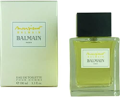 Monsieur Balmain by Balmain 3.3 100ml EDT Spray
