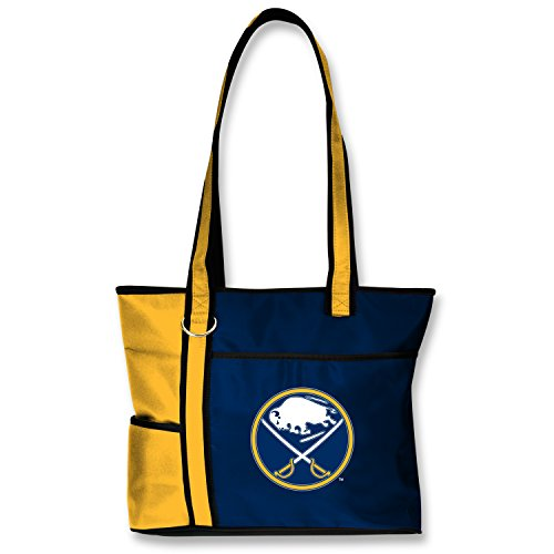 Buffalo Sabres Bag - NHL Buffalo Sabres Tote Bag with Embroidered Logo