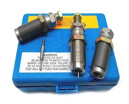 Dillon Precision 10096 Carbide Rifle 3 Three Die Set 223 Rem 5.56 High Volume ()