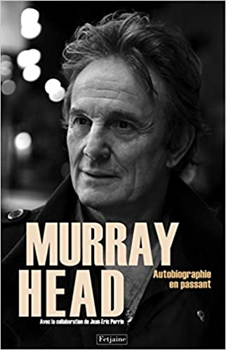 Amazon Fr Autobiographie En Passant Murray Head Livres