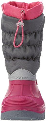 C.P.M. Hanki - Zapatillas de senderismo Unisex adulto Rosa (Hot Pink)