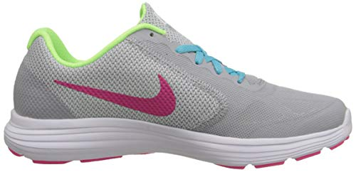 Pictures of NIKE Kids' Revolution 3 (GS) Running Shoes 819413/819416 3