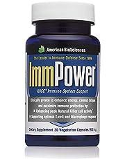 American BioScience ImmPower AHCC (AHCC Active Hexose Correlated Compound) 30 vegi Capsules
