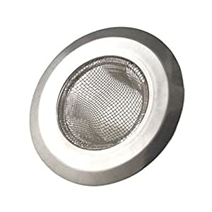 Stainless Steel Bathtub Strainer