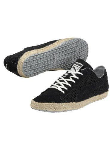 Puma - Zapatillas, tamaño 45 UK, color negro Negro (Black)