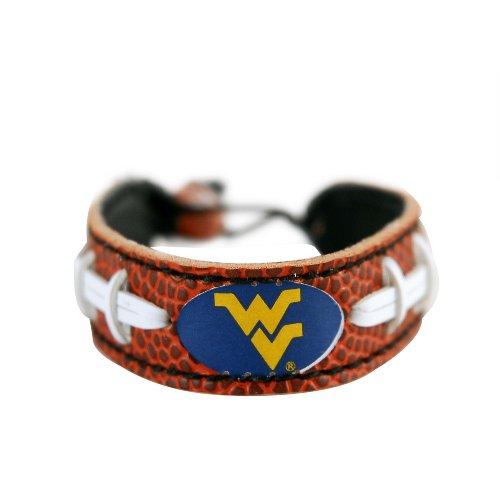 Bracelet Gamewear (West Virginia Mountaneers Classic Football Bracelet)