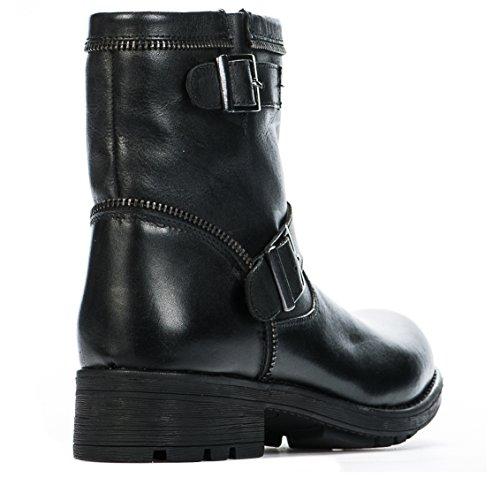 Cypres Boots Femme Noir Noir AcwxYn9T