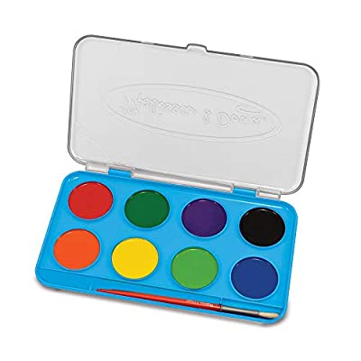Melissa & Doug Jumbo Watercolor Set: Melissa & Doug: Toys & Games