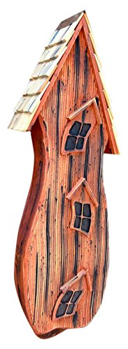 Heartwood 230B Batty Shack Bird House in Redwood Finish (Birdhouse Redwood Cypress)