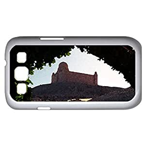 Aga Khans Tomb (Religious Series) Watercolor style - Case Cover For Samsung Galaxy S3 i9300 (White)