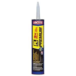 Loctite PL Premium Polyurethane Construction Adhesive 10-Ounce Cartridge (1390595)