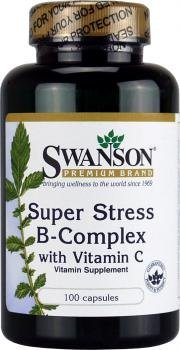 Super Stress B Complex 100 Caps (Pack of 2) Review