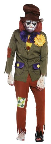 Hobo Nightmare Adult Costume Size Large (46-48)