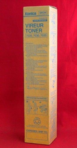 Konica 950-236 Copier Toner (650 Grams), Works for 7020, 7025, 7030 by (Konica Minolta 7020)