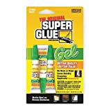 Instant Adhesive, 2g Tube, Clear, PK3