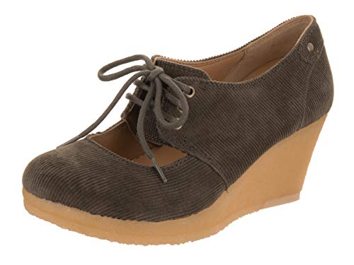 Leather Tulip Womens Clarks Olive 64844 Vogue wqtqCI6g