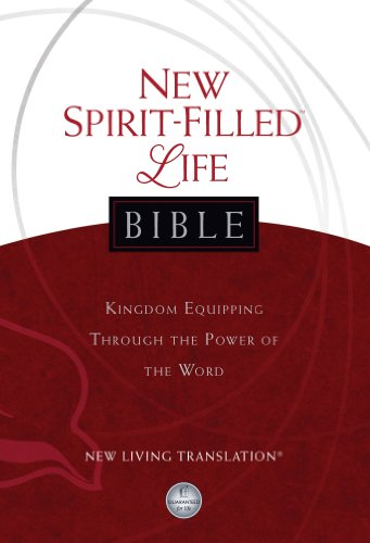 NLT, New Spirit-Filled Life Bible, eBook: Kingdom Equipping Through the Power of the Word (Signature)