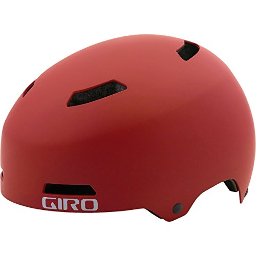 Giro Boys Bicycle Helmet - Giro Dime Cycling Helmet - Kid's Matte Dark Red Small