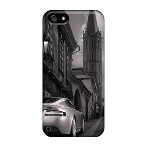 Fashionable Design Aston Martin Rugged Cases Covers For Iphone 5/5s New