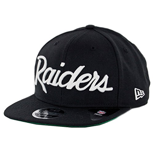 New Era Cap Co. Inc. Men's 11197609, Black, One Size fits All ()